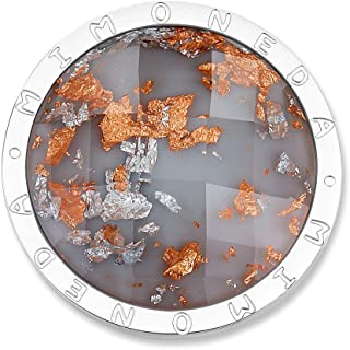 Mi Moneda - Women Coin Pendant LUN-12-L