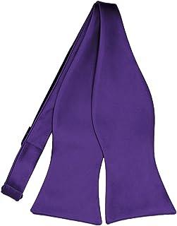 TieMart Men's Self-Tie Bow Tie