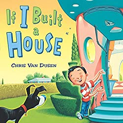 Screenshot of the cover of the book If I Built a House