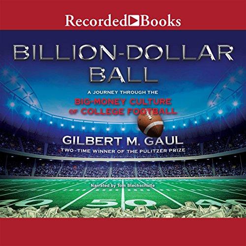 Billion-Dollar Ball audiobook cover art
