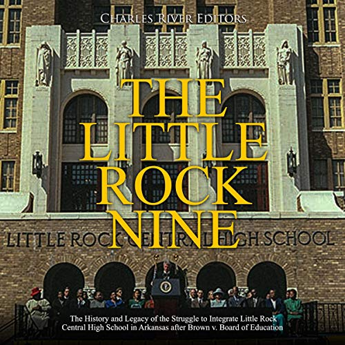 The Little Rock Nine  By  cover art