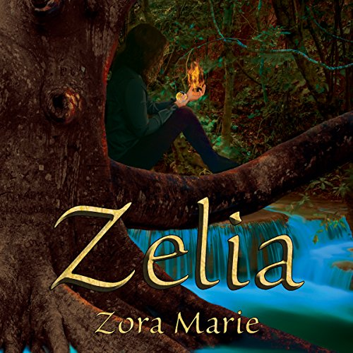 Zelia audiobook cover art
