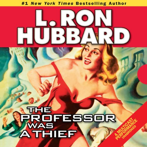 The Professor Was a Thief cover art