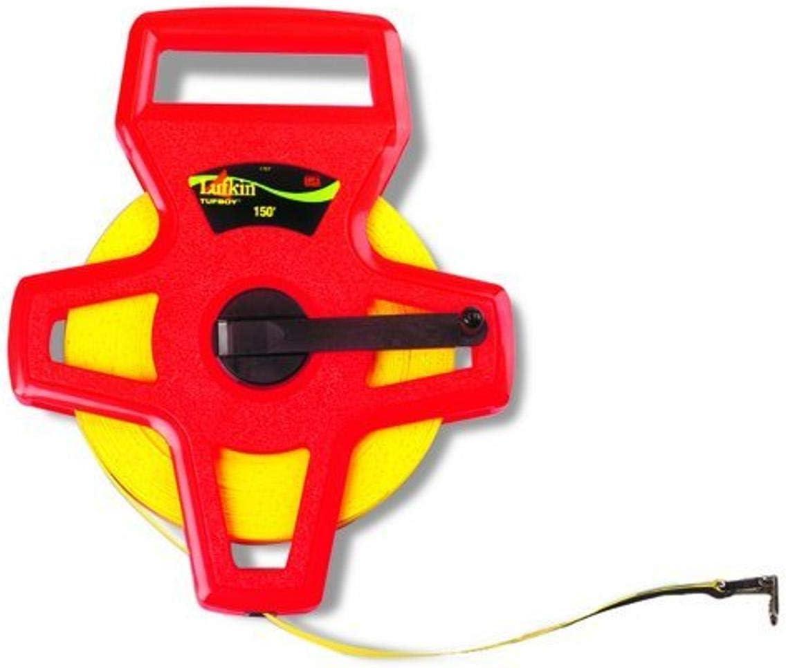 Bon Open Reel Max Brand new 63% OFF Tape - Foot Fiberglass Lufkin 150 14-497