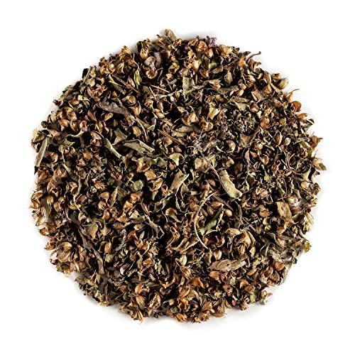Basilikum Indische biologisch Kräuter Tee – süß, grün und delikat – Basilico sacro lose Blätter Bio von Tulsi - Tulasi 100g
