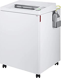 ideal. 4002 Cross-Cut Centralized Office Paper Shredder with Automatic Oiler, Continuous Operation , 14 to 16 Sheet, 44 ga...
