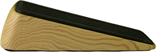 Shepherd Hardware 9333 Designer Door Wedge, Woodgrain, Non-Skid Rubber Base Grip