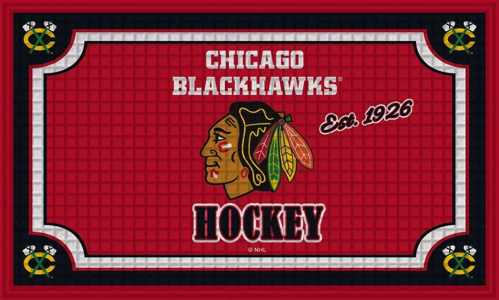 Team Sports America specialty shop NHL Outdoor-Safe Chicago Tucson Mall Blackhawks Embossed