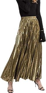 63bb928b4 Amazon.es: Falda Elegantes - Dorado
