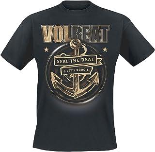 Volbeat Anchor T-Shirt schwarz S
