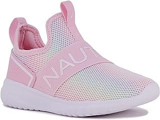 Nautica Kids Youth Athletic Fashion Sneaker Running Shoe -Slip On- |Boy - Girl|Little Kid/Big Kid
