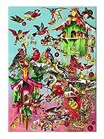 ロジャーラボード 【クリスマス】 アドベントカレンダー (鳥×巣箱) ACC029