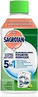 Sagrotan Waschmaschinen Hygiene-Reiniger – Maschinenreiniger für eine hygienische Waschmaschine – 1 x 250 ml