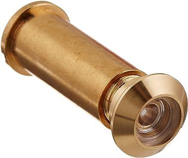 Stanley #610470 Brass Wide Angle Door Viewer