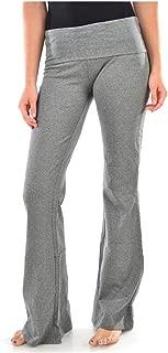 Women's Fold Over Yoga Pants