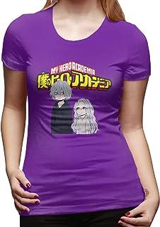 UXUEYING My Hero Academia Shigaraki Tomura T-Shirt Funny Short Sleeve for Men