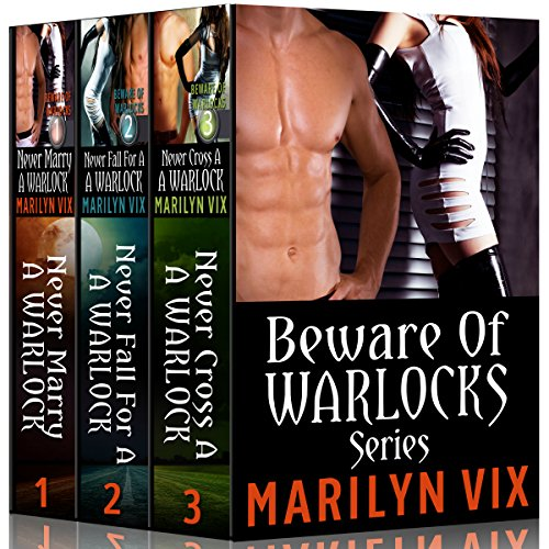 Beware of Warlocks Box Set audiobook cover art
