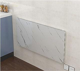 GHHZZQ Etagère De Rangement Table Pliante Murale Bureaux Flottants pour Petits Espaces pour Buanderie Accueil Bar Kitchen ...