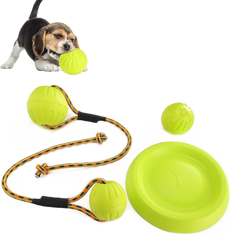 XQAQX Pet Chew Toys Luxury Puppy Cleaning 4Pcs Dog Teeth Ranking TOP9