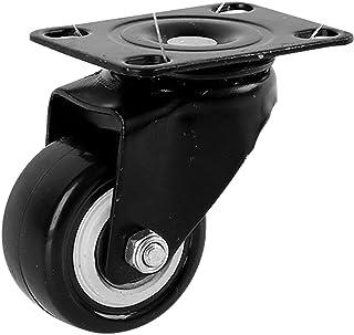 1,5 inch Mute Universal Directional Brake Caster Wheel Meubels Accessoire (Color : 2)