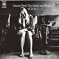 Black & White of It Is Blues by JOANNE VENT (2016-01-27)