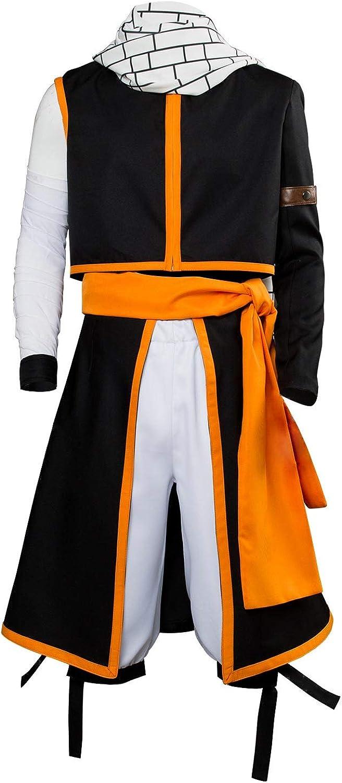 Karnestore Fairy Tail Final Season Etherious Natsu Dragneel Cosplay Kostüm Adult Maanfertigung
