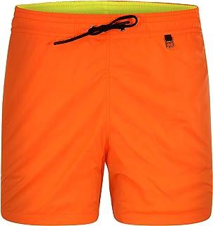 Hom - Men's - Beach Boxer 'Sunlight' - Trendy Beach Shorts in Attractive Colours
