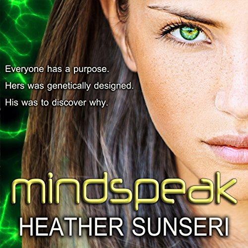 Mindspeak audiobook cover art