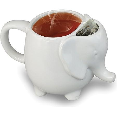 Elephant Mugs (White)