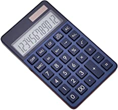 $30 » WXIANG Calculator Desktop Dual Power Calculator 12-Digit Display Desktop Calculator Student Financial Office Common Large ...