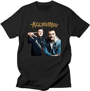 ILONSE Women's Kalin and Myles T Shirts Black