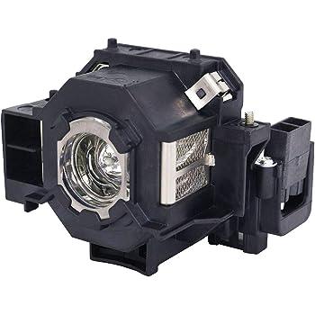 H283/A emp-x52 eh-tw420/proiettori Sekond LP41//V13H010L41/lampada di ricambio con alloggiamento per Epson Powerlite S5//S6//77/C//78 emp-s52 HC700 H284B emp-s5 emp-x5