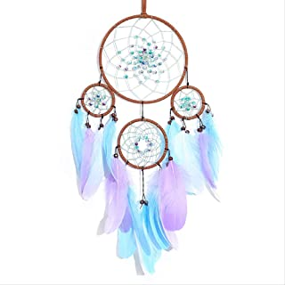 ZGPTX Dreamcatcher Gifts for Classmates Home Accessories Decorations Living Room Wind Chimes Hanging