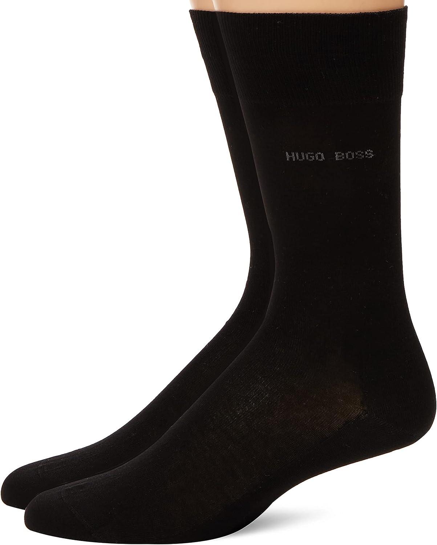 2-Pack Regular Fit Cotton Dress Socks