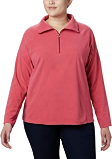 Columbia Glacial IV Half Zip Pullover Fleece Suéter pulóver para Mujer