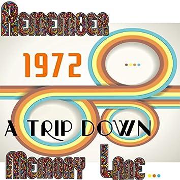 Remember 1972: A Trip Down Memory Lane...