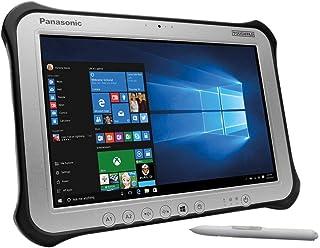 Panasonic Toughpad G1 ، FZ-G1 MK4 ، Intel Core i5-6300U @2.4GHz ، دیجیتایزر چند لمسی 10.1 اینچی ، 128 گیگابایت SSD ، 8 گیگابایت ، Wi-fi ، بلوتوث ، وب کم ، دوربین عقب ، TPM 2.0 ، پورت LAN ، Windows 10 Pro ( تمدید شد)