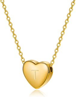 Best a letter pendant necklace Reviews