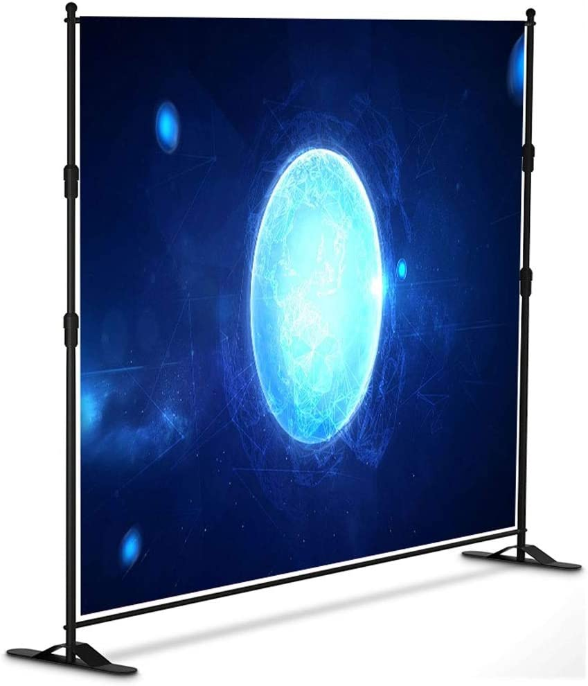 Ranking TOP18 Sales for sale YLHXYPP 10 x 8 ft Adjustable Kit Portable Phot Stand Background