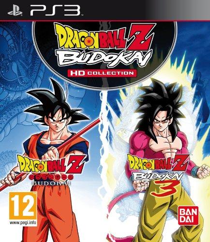 DBZ Budokai HD Collection PS-3 Uk Dragon Ball Z