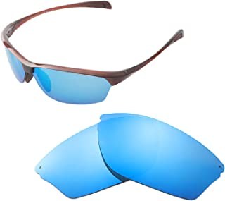 Walleva Replacement Lenses for Maui Jim Hot Sands Sunglasses - Multiple Options Available