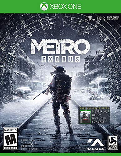 Metro Exodus: Day One Edition - Xbox One