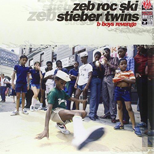 B-Boys Revenge Ep [Vinyl Single]