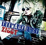 TEENAGE LUST 歌詞