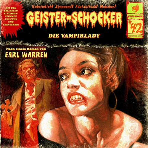 Die Vampirlady audiobook cover art