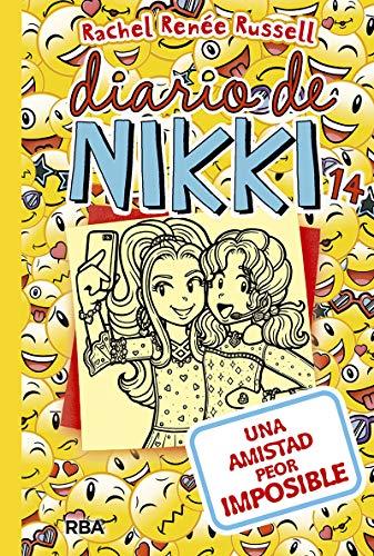 Diario de Nikki 14. Una amistad peor imposible: 014