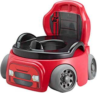 The First Years Training Wheels Racer Potty System , Piece of 1