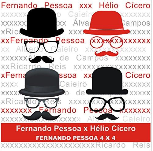 Fernando Pessoa x Hélio Cícero  audiobook cover art