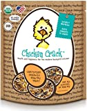 Treats For Chickens Certified Organic Crack Treat, 5-Pound