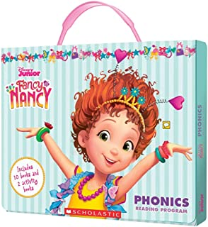 Fancy Nancy: Phonics Reading Program (Disney Junior)